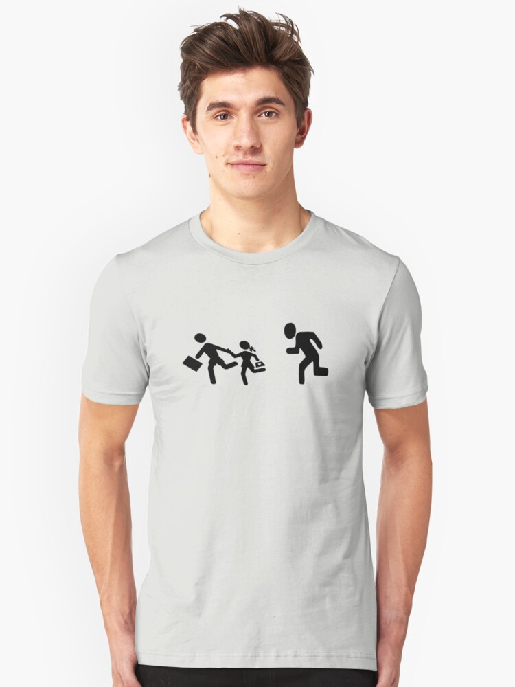 You Can't Stop LOVE! Unisex T-Shirt Front