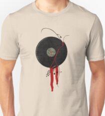 The bloody vinyl record won't die...Grunge Vintage T-Shirt