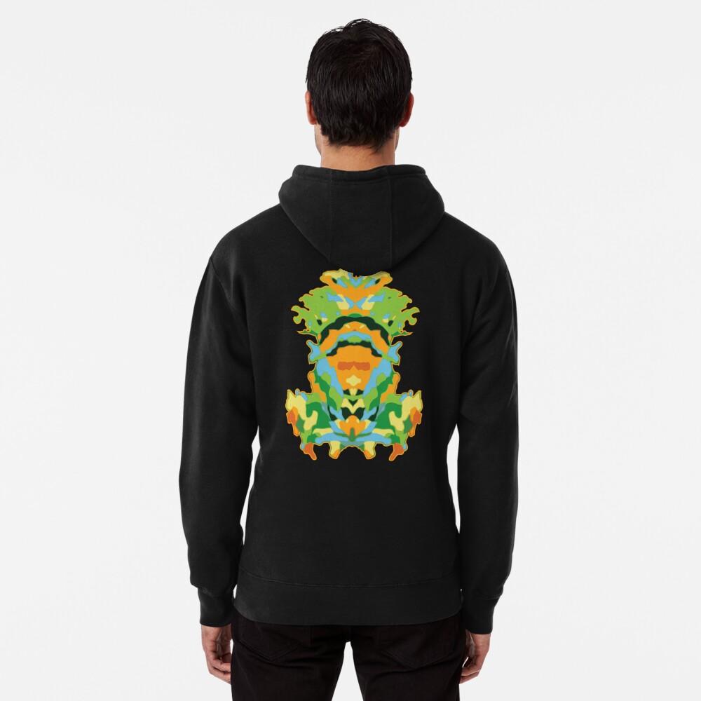 Tropic Totem Pullover Hoodie