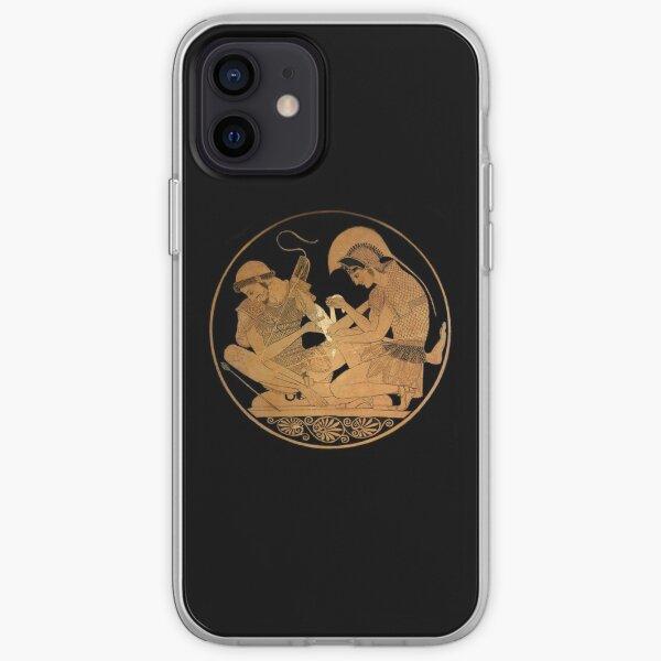 Achilles Bandages the Arm of Patroclus iPhone Soft Case