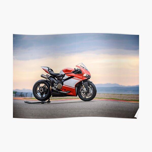 Ducati 1299 Panigale Superleggera Poster