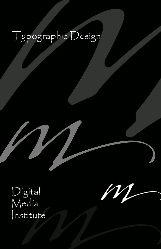 M-typographic2 by elmiguel