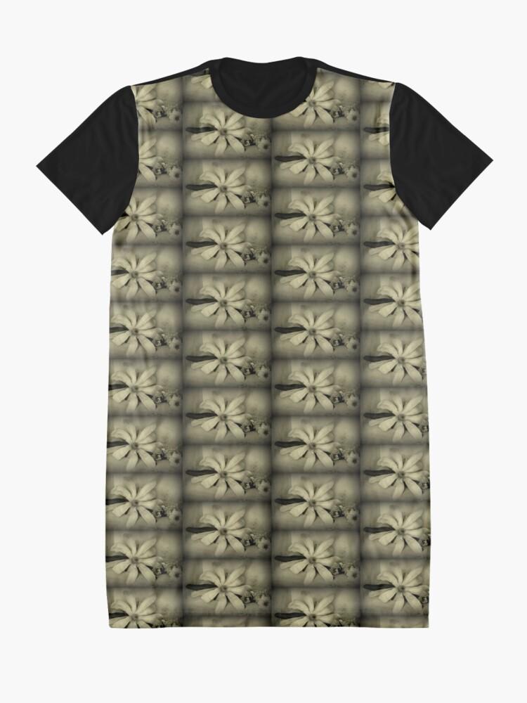 Alternative Ansicht von Frühlingsblumen - Stillleben T-Shirt Kleid