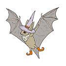 Bat Booties by Brett Manning