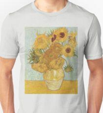 Vincent van Gogh's Sunflowers Unisex T-Shirt