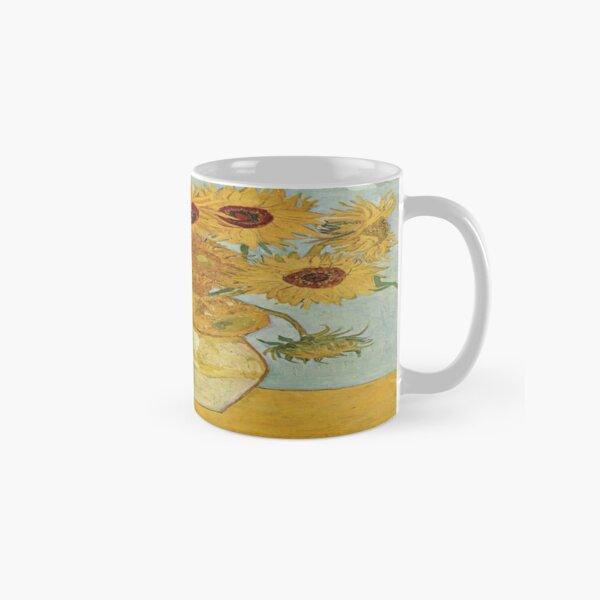 Vincent van Gogh's Sunflowers Classic Mug