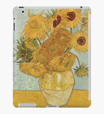 Vincent van Gogh's Sunflowers iPad Case/Skin
