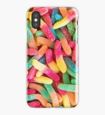 Gummy Worms iPhone Case/Skin