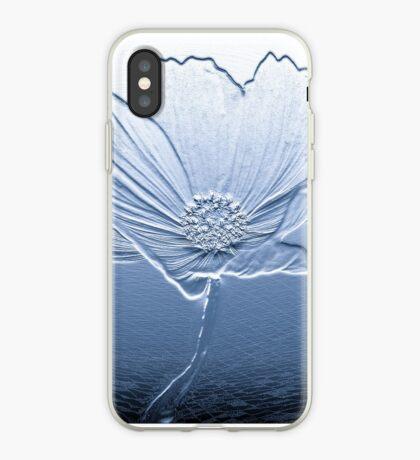 Blue Cosmos iPhone Case