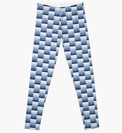 Blue Cosmos Leggings
