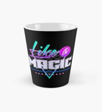 Like a Magic (Black Background) Tall Mug