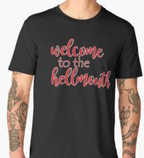 Buffy - Welcome to the hellmouth Men's Premium T-Shirt