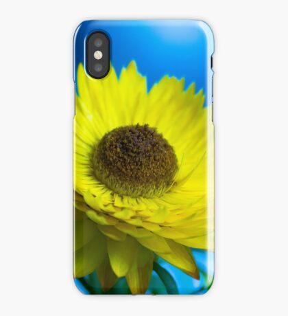 Strawflower iPhone Case