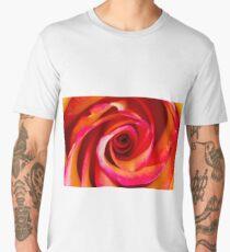Rosey Swirl Men's Premium T-Shirt