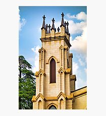 Trinity Episcopal Cathedral 4  Photographic Print