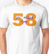it's miller time  T-Shirt