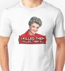 Camiseta ajustada los maté