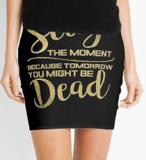 Buffy - Seize the Moment Mini Skirt