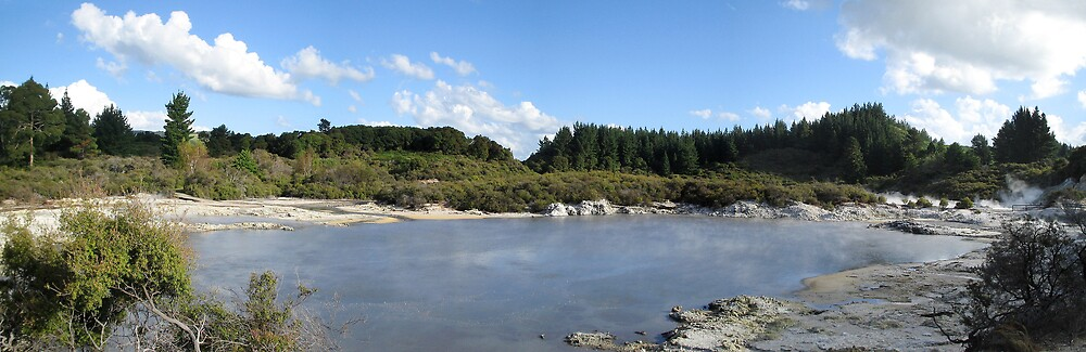Rotorua by abby hughes