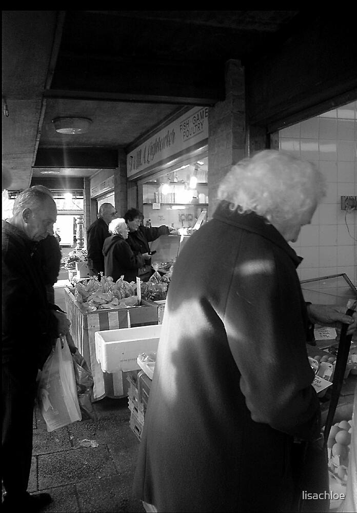 Market Day In Dewsbury by lisachloe