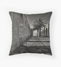 Lower Barrakka Throw Pillow