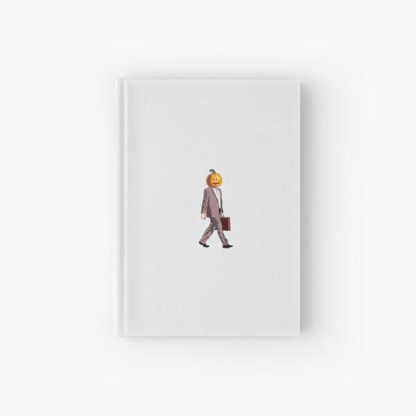 Dwight Pumpkin Head Hardcover Journal