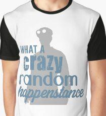 Dr. Horrible - Crazy Random Happenstance Graphic T-Shirt