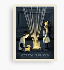 Lienzo DMB en Nationwide Arena Columbus OH Limitied Edition Design
