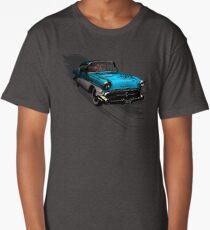 Car Retro Vintage Design Long T-Shirt