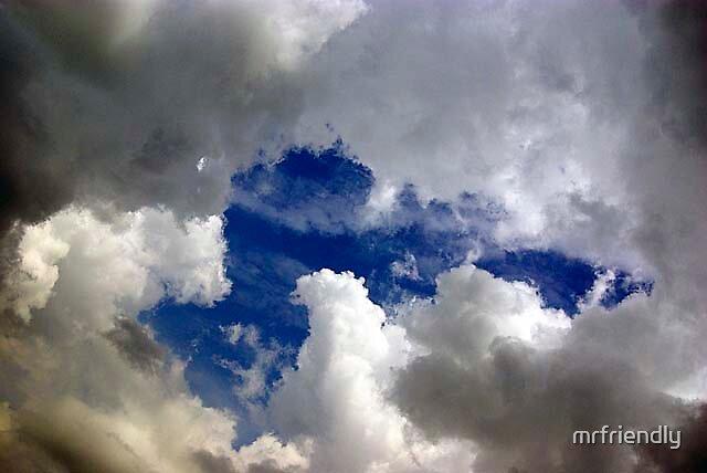 Clouds4 by mrfriendly