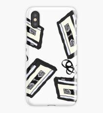 Cassette Tape iPhone Case/Skin