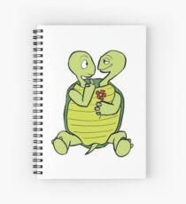 Love turtle Spiral Notebook