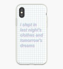 Not Quite What They Seem iPhone Case