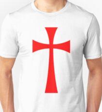 crusader - red T-Shirt