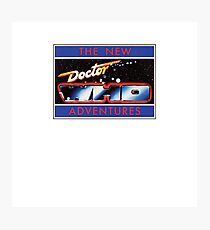 The New Doctor Who Adventures Photographic Print