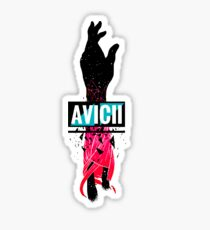 Avicii Power Limited Edition Sticker