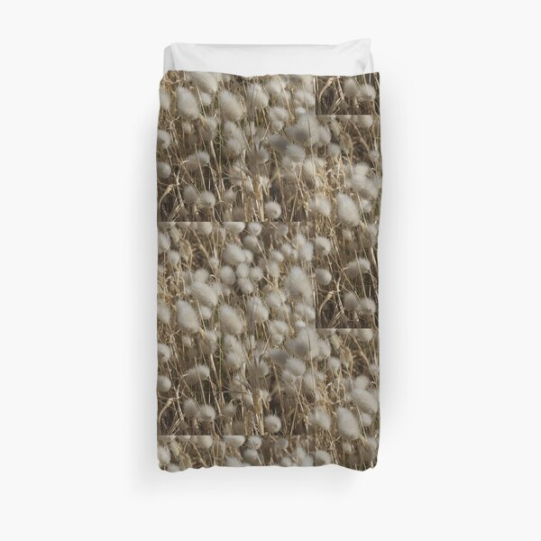 Fluff and Stuff - Magpie Springs - Adelaide Hills - Fleurieu Peninsula - South Australia, by Avril Thomas Duvet Cover