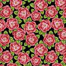 Alpen Rose Design by PatriciaSheaArt