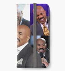 Steve Harvey - Collage  iPhone Wallet/Case/Skin
