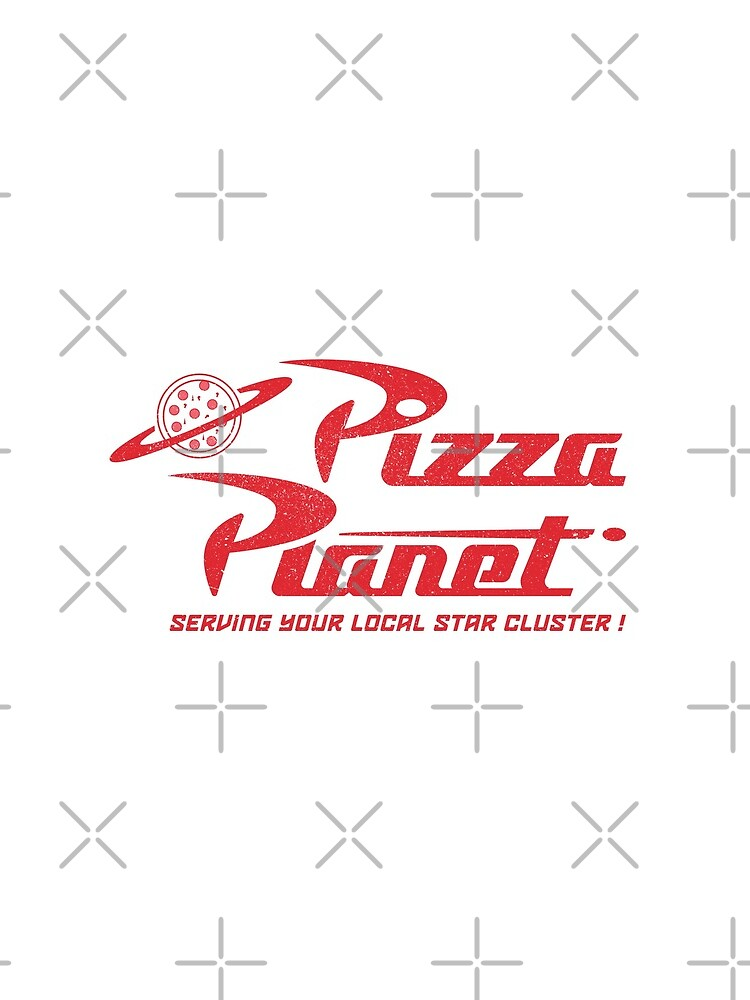 Pizza Planet by Purakushi