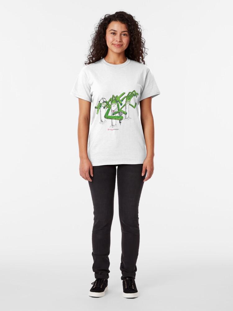 Alternate view of RapScallions Classic T-Shirt