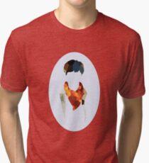 Merlin Crystallised Silhouette  Tri-blend T-Shirt
