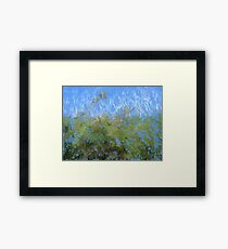 Prairie Impressions Framed Print