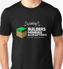 Minecraft Buildiers T-Shirt