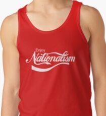 Genieß Nationalismus Tank Top