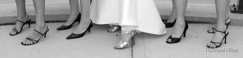 Fancy Feet by Rachael Niles