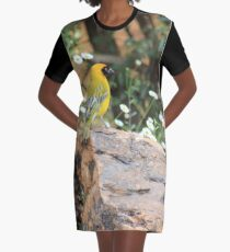 I walk with ... beauty Graphic T-Shirt Dress