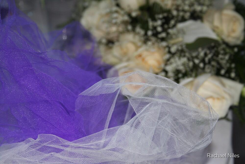 Bridal Arrangement by Rachael Niles