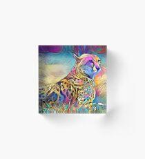 Gepard Acrylblock