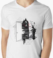 Take it or dream it Men's V-Neck T-Shirt